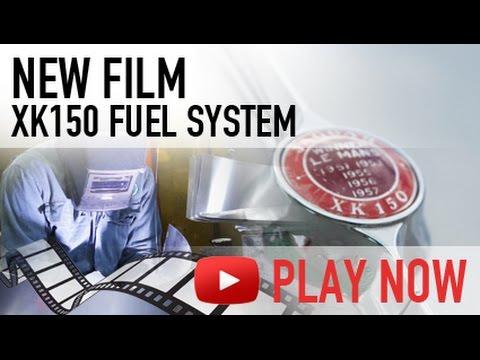 Jaguar XK150 Fuel System