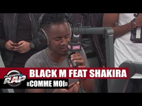 [Exclu] Black M Feat. Shakira