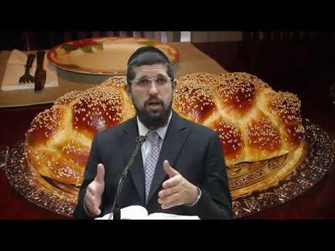 """דיני ברכת מעין שבע בתפילת ערבית של שבת קודש הרב אליהו עמר שליט""""א"""