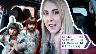 Travelling to Gatwick Airport and Staying at Bloc Hotel