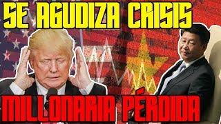 Gambar cover Aranceles ENTRAN EN VIGOR, la Guerra Comercial se agudiza