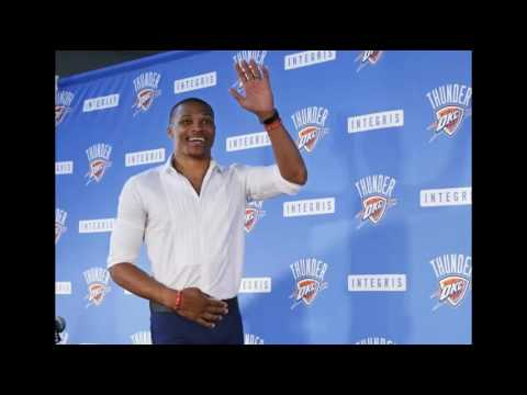 Russell Westbrook Stays in OKC, signs 3-year extension with Thunder