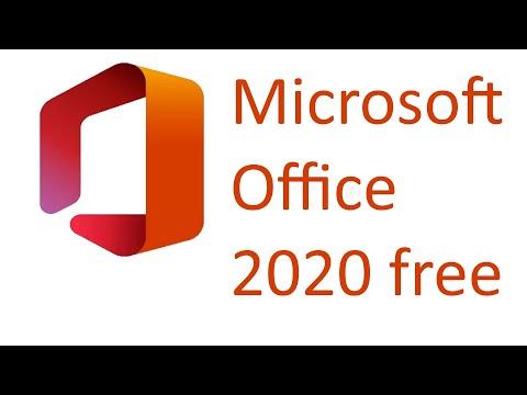 Бесплатный обновлённый Microsoft Office 2020 скачать из Microsoft Store
