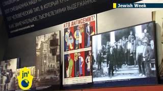 Russian Jewish museum of Tolerance opens