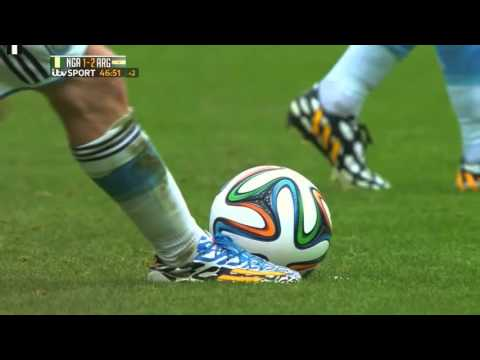 Lionel Messi vs Nigeria FIFA World Cup 2014 HD 720p