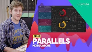 Parallels Demo pt. 3/5 – Modulators – Softube