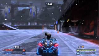 Seattle Rampage - Wheels of Destruction Gameplay