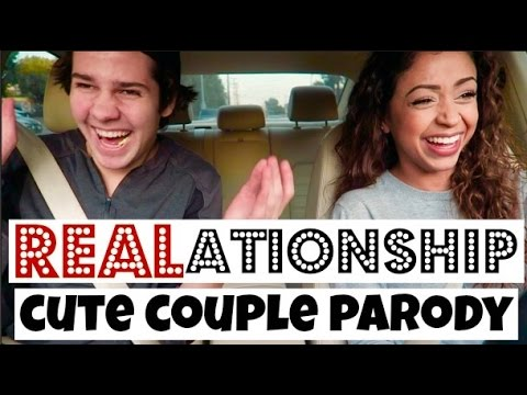 Thumbnail: (REAL)ATIONSHIP: CUTE COUPLE PARODY w/ David Dobrik | Lizzza