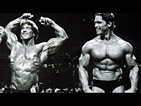 1980 Mr. Olympia – Champion Arnold Schwarzenegger