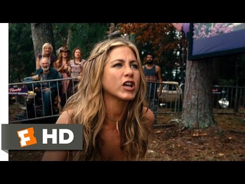 Wanderlust (2012) - Nude Protest Scene (9/10) | Movieclips