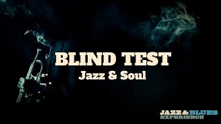 Blind Test Jazz and Soul