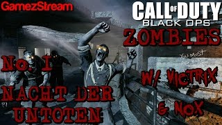 Victrix & Nox Play Black Ops Zombies! - Nacht Der Untoten - Chilly Shaders Thumbnail
