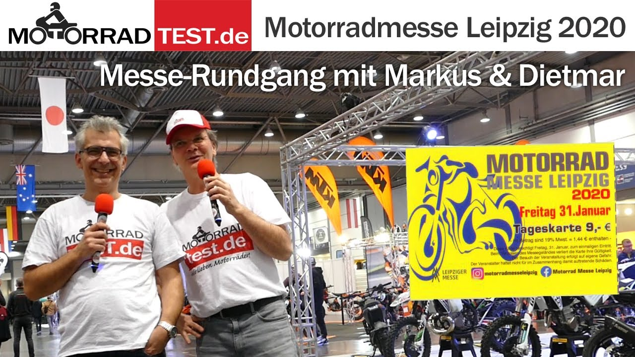 Motorradmesse friedrichshafen 2020