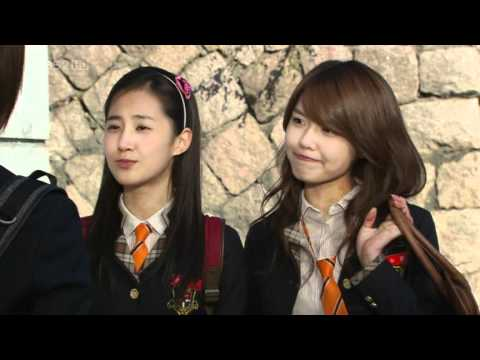 Yuri & Sooyoung (SNSD) Unstoppable Marriage E030 Dec17.2007 GIRLS