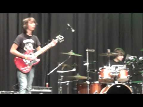 Vacancy-War Pigs (Black Sabbath Cover) Hempfield Area High School Talent Show 1-13-16