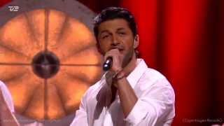 Burhan G - A cappella medley (Live @ De Største Øjeblikke 2013)