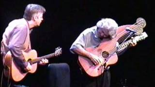 "Tommy Emmanuel and Stephen Bennett, 2000, ""The Water Is Wide""."