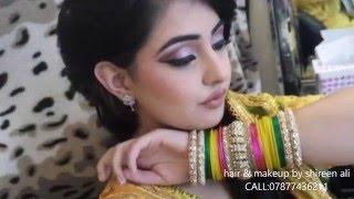 Mehndi Makeup Karachi : Kashif aslam live mehndi makeup nidayasir morning show 👍 clipzui.com