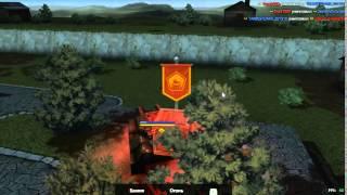 игра Tanki Online приложение в контакте