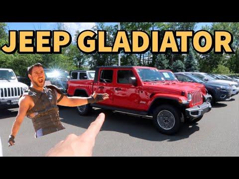 2020 JEEP GLADIATOR FOR MY CHEVY COLORADO?🙄