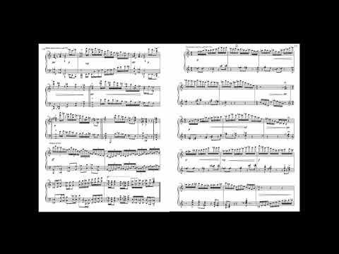David DeBoor Canfield: Piano Sonata No. 2