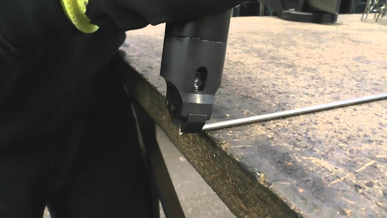 Pneumatic Wire Cutters Stainless Steel Tuf 1339 Youtube