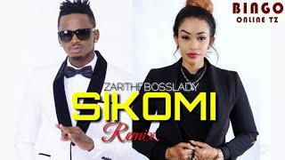 DIAMOND SIKOMI REMIX BY ZARI THE BOSS LADY New Song