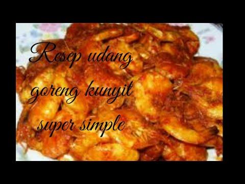 masak-udang-goreng-kunyit-super-praktis-dan-enak-||-nurhalimah-cooking