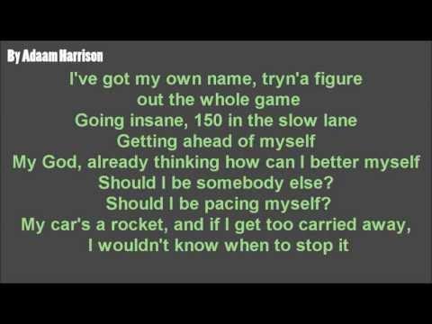 Dizzee Rascal Ft. Robbie Williams - Goin Crazy Lyrics