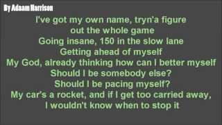 Dizzee Rascal Ft. Robbie Williams - Goin Crazy Lyrics