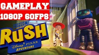 RUSH: A Disney PIXAR Adventure - Toy Story - Gameplay (PC)