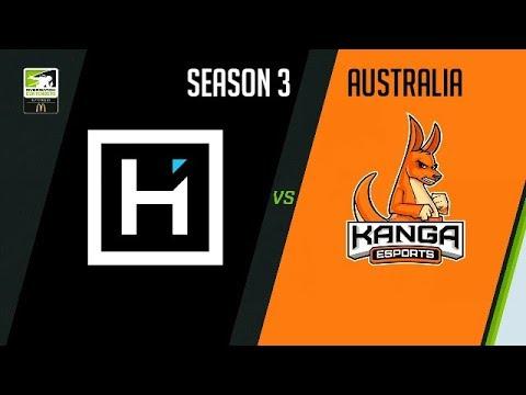 HEIST Gaming Club vs Kanga Esports vod