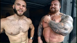Worlds Strongest Man Tries CrossFit | Ft. Eddie Hall
