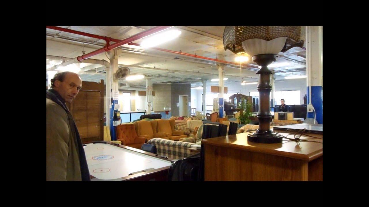 thrift store tour 3 floors of junky goodness grand rapids mi st vincent de paul