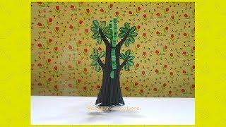 Download Video DIY Kokoru Paper TREE // POHON dari Kertas Kokoru MP3 3GP MP4