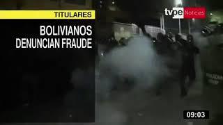 TVPerú Noticias con Nicolás Salazar 22/10/19
