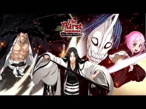 Bleach Brave Souls: A MONSTRONA VOLTOU! Unohana Zaraki e Yachiru Guerra dos Mil Anos - Omega Play