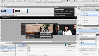 Adobe Flash Catalyst CS5 - My Top 5 Favorite Features