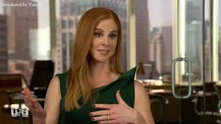 """По какими вещами будут скучать актеры сериала """"Форс-мажоры"""" I Suits"""