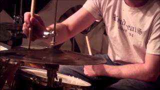Experimental Drumming Techniques: Lesson 1 - The Cymbal Scrape (KindBeats)