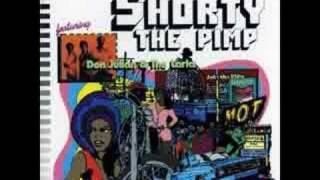 Don Julian & The Larks - Shorty The Pimp (1972)