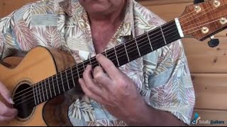 Cavatina by Stanley Myers - Guitar Lesson Preview