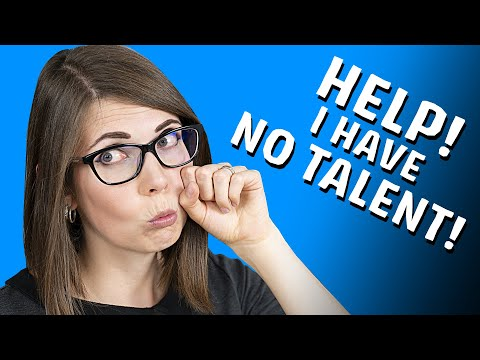 How to be SUCCESSFUL with NO TALENT