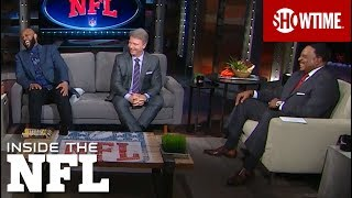 NFL Conference Championship Game Picks | INSIDE THE NFL | SHOWTIME