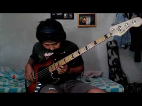 Squier Vintage Modified Jazz Bass '70s Demo