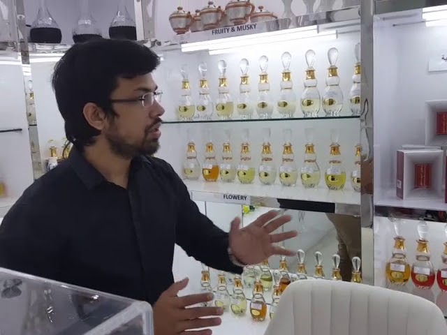 OUD Dubai Perfume in Dragon Mart 2