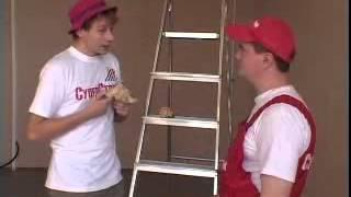 Как монтировать подвесной реечный потолок и панели  - урок Skillopedia.ru(, 2013-03-07T12:37:22.000Z)