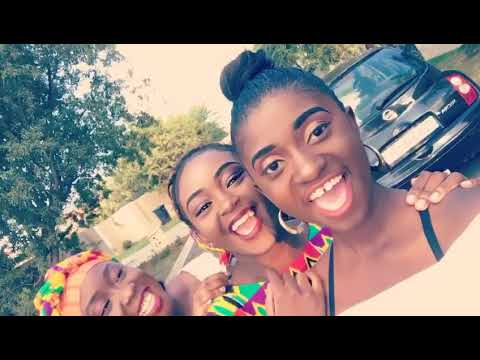 Ghana Girls in SA