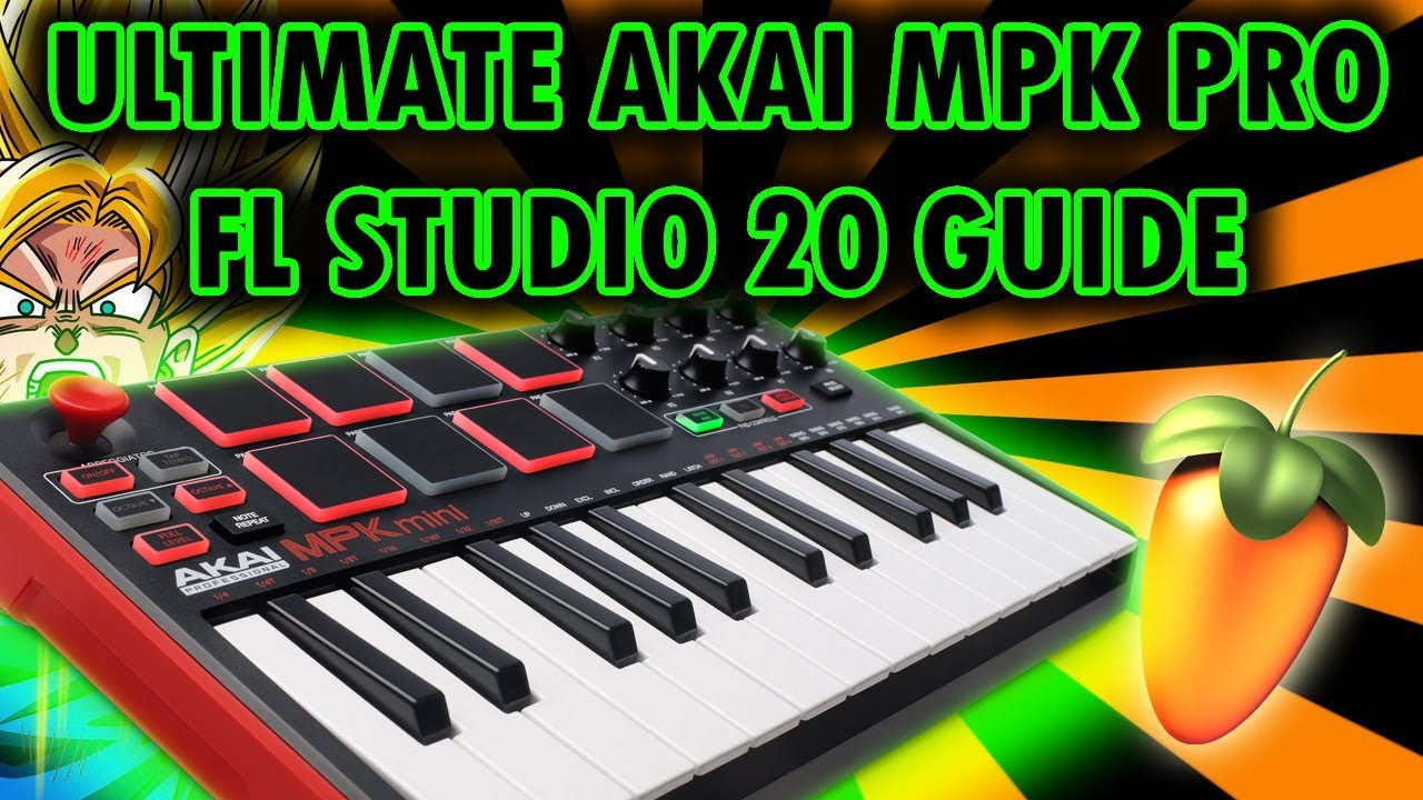 Ultimate Akai MPK Mini DO EVERYTHING!!! How To Set Up And Use Features!  Best Tutorial