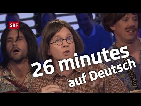 26 minutes auf Deutsch (official) #ComedyFrühling